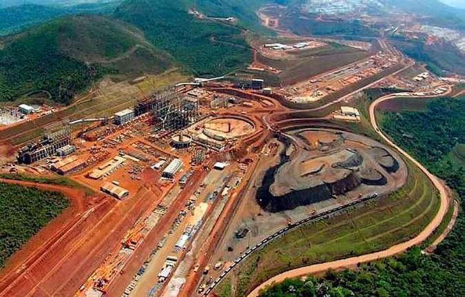 Resultado de imagem para Vale retoma operação na mina de Brucutu